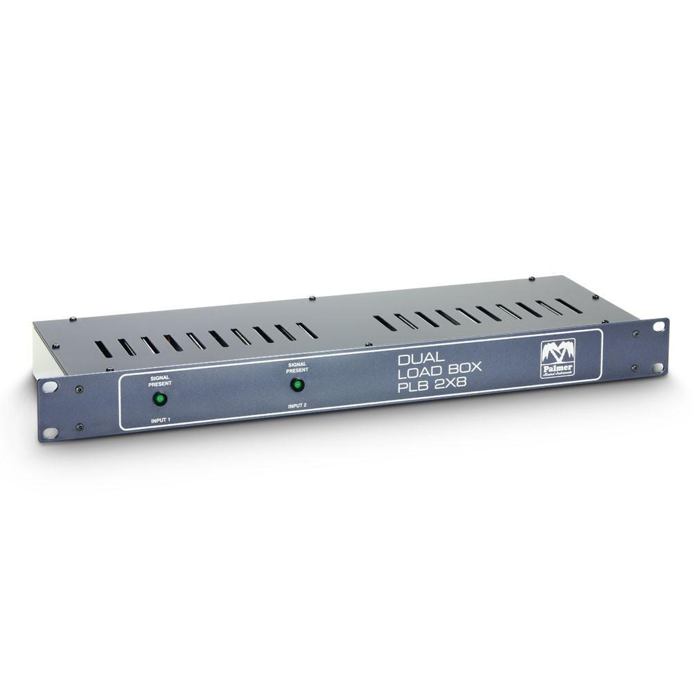 PALMER PLB2X8 Dual Loadbox 2 x 8ohms ロードボックス