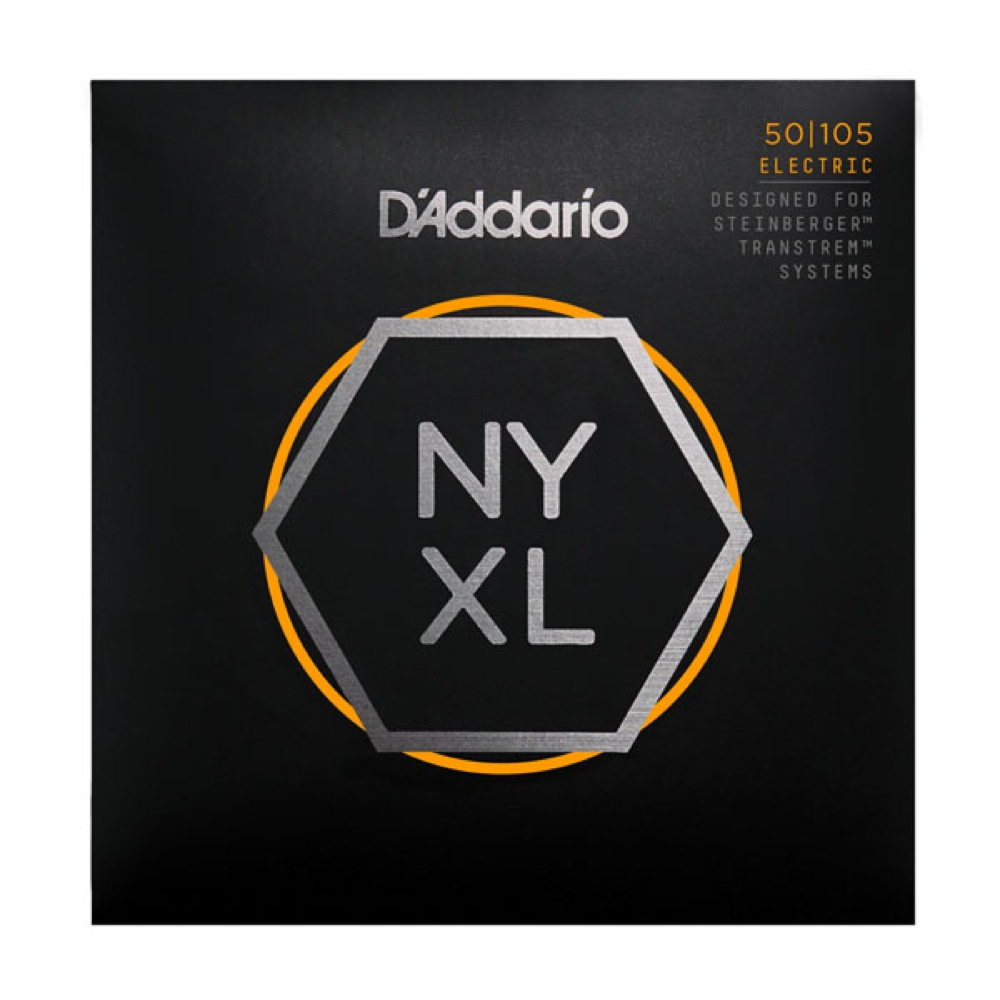 D'Addario NYXLS50105 ダブルボールエンド エレキベース弦