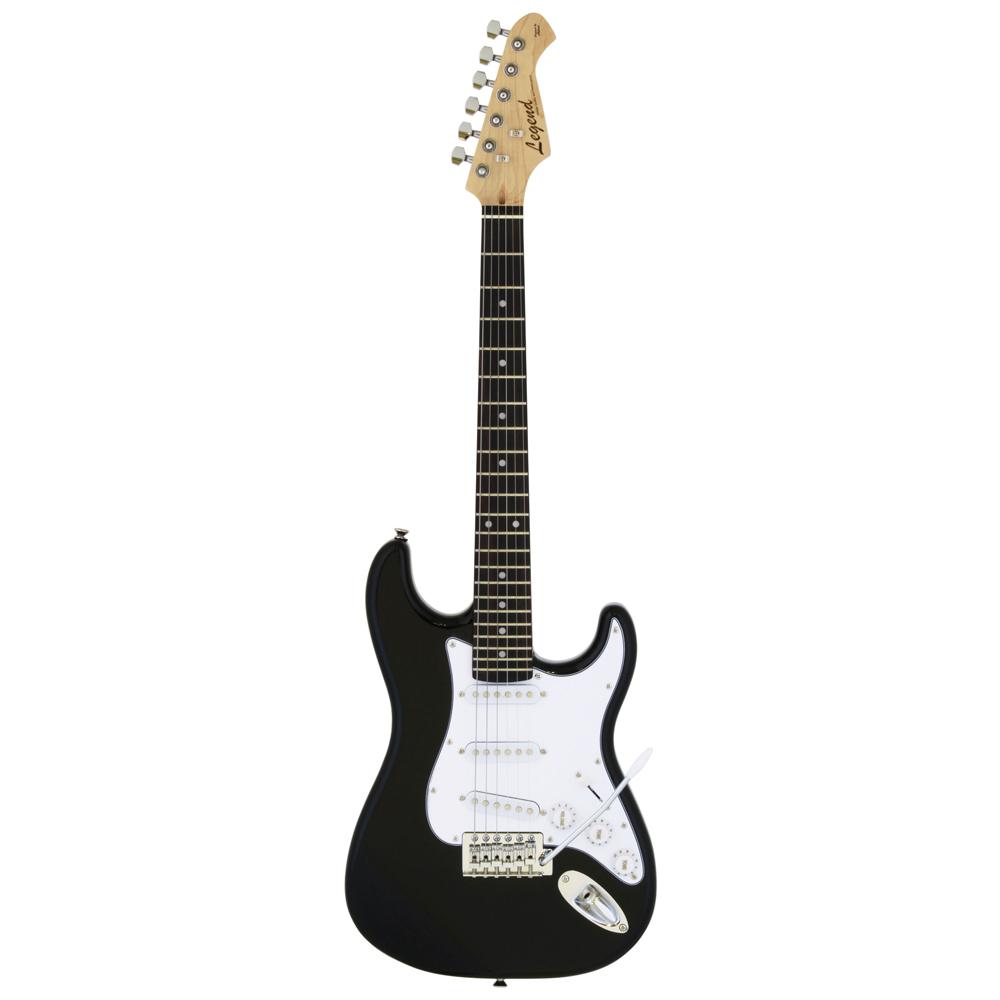 LEGEND LST-MINI BK ミニエレキギター