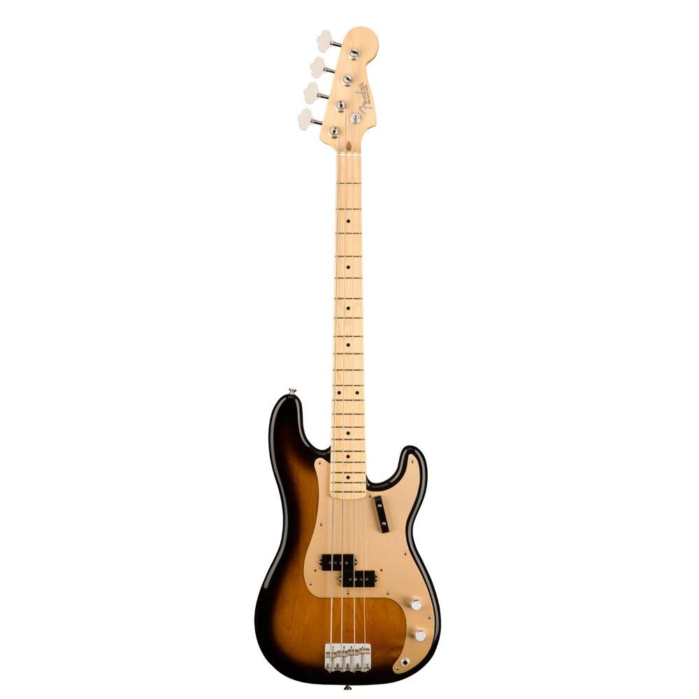 Fender American Original '50s Precision Bass MN 2-Color Sunburst エレキベース