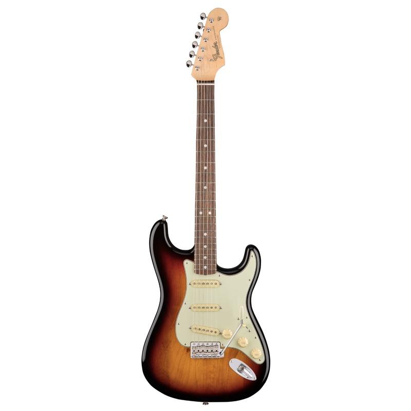 Fender American Original '60s Stratocaster RW 3-Color Sunburst エレキギター