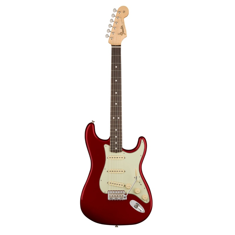 Fender American Original '60s Stratocaster RW Candy Apple Red エレキギター