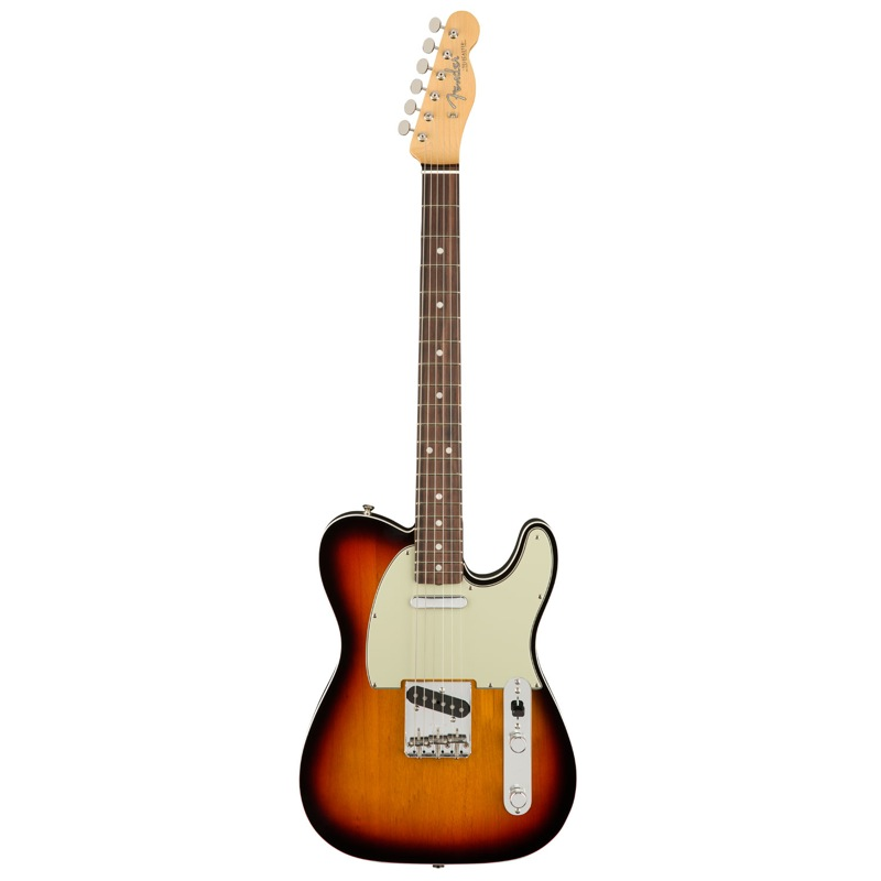 Fender American Original '60s Telecaster RW 3-Color Sunburst エレキギター