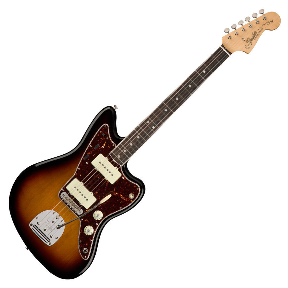 Fender American Original '60s Jazzmaster RW 3-Color Sunburst エレキギター