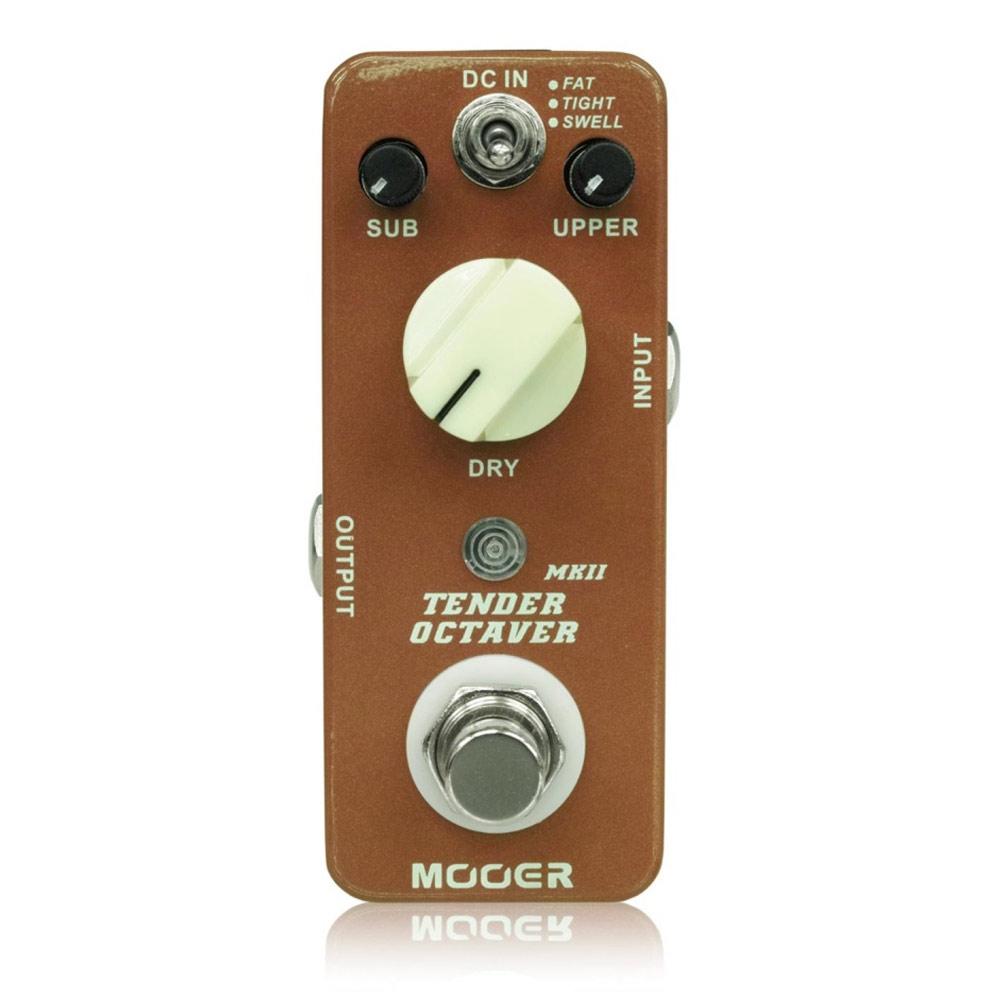 Mooer Tender Octaver MkII オクターバー エフェクター