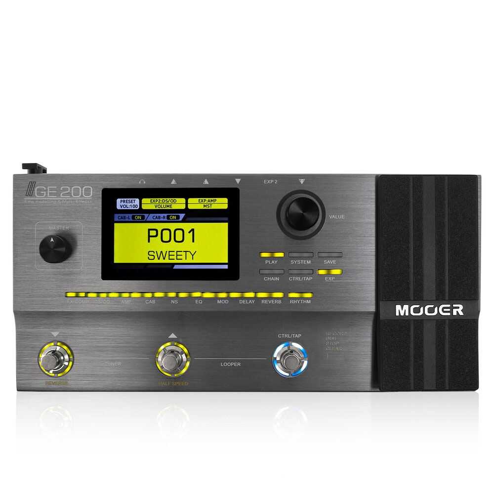 Mooer 9V Stage Power Supply UK plug