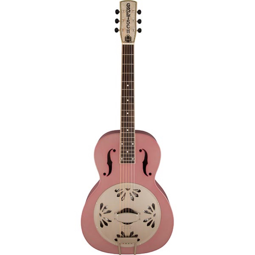 GRETSCH G9202 Honey Dipper Special Round Neck Resonator Guitar レゾネイターギター