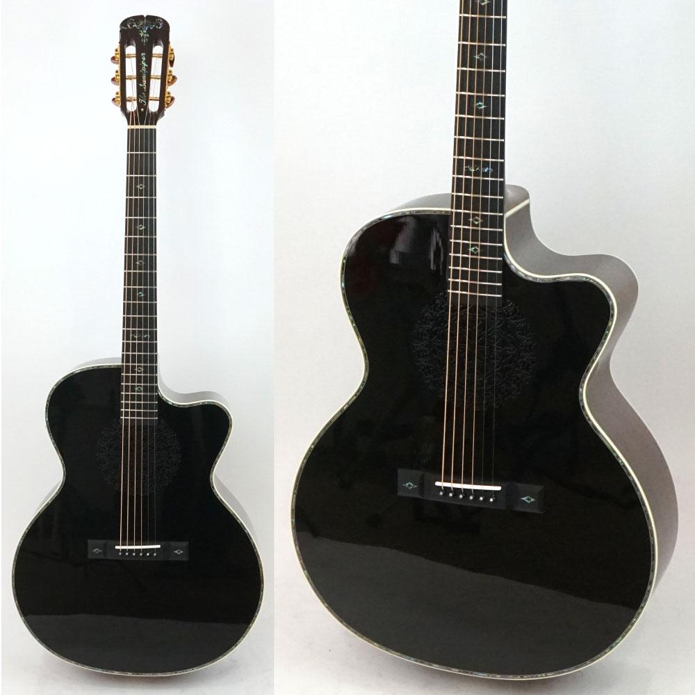 ARIA SP-250/J BK The Sandpiper エレクトリックアコースティックギター 【中古】