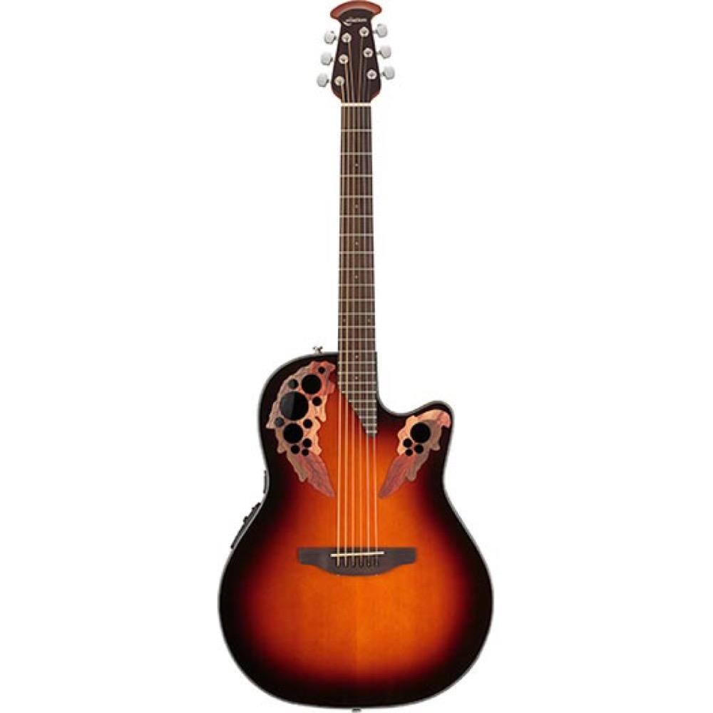 OVATION Celebrity Elite CE44-1 Sunburst エレクトリックアコースティックギター