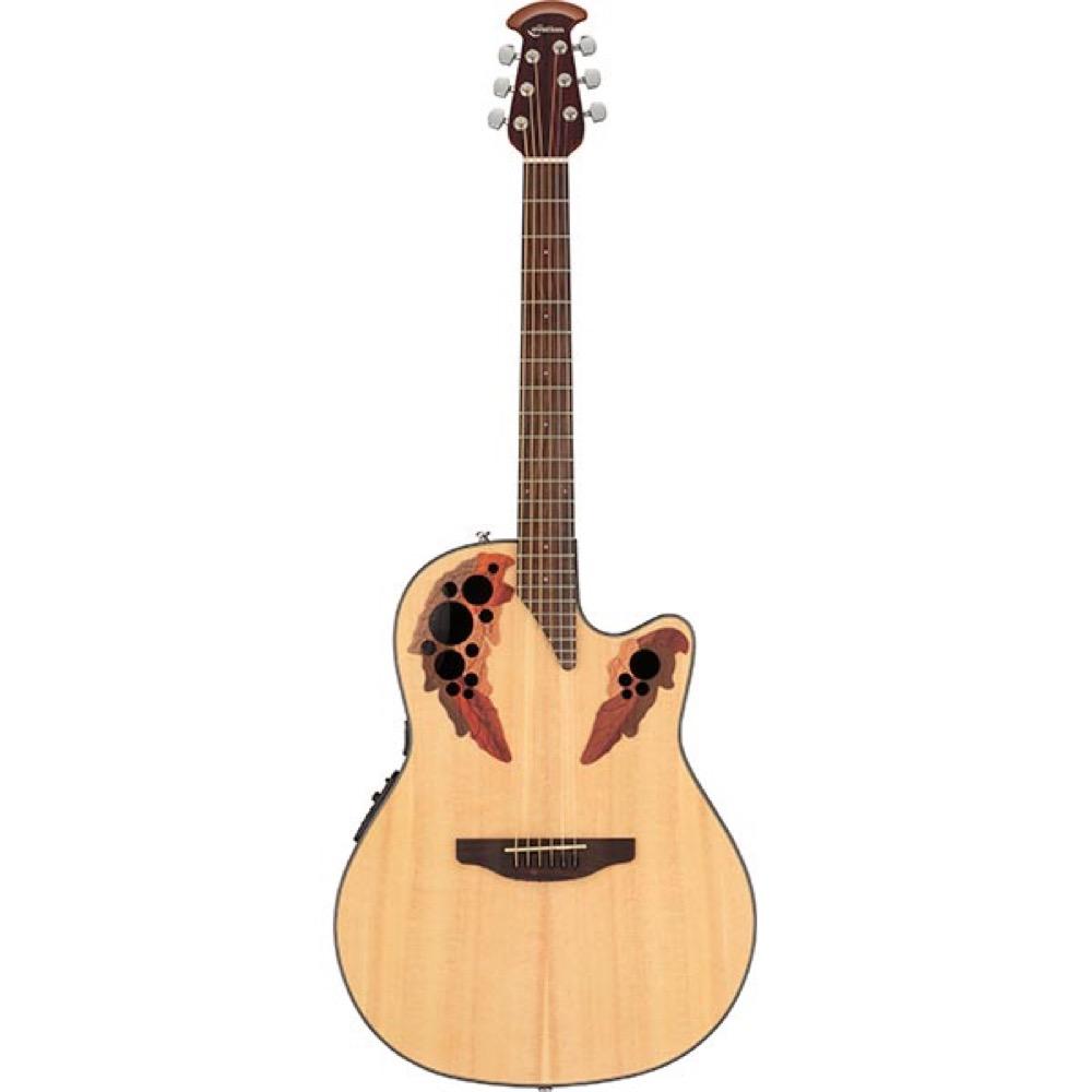 OVATION Celebrity Elite CE44-4 Natural エレクトリックアコースティックギター