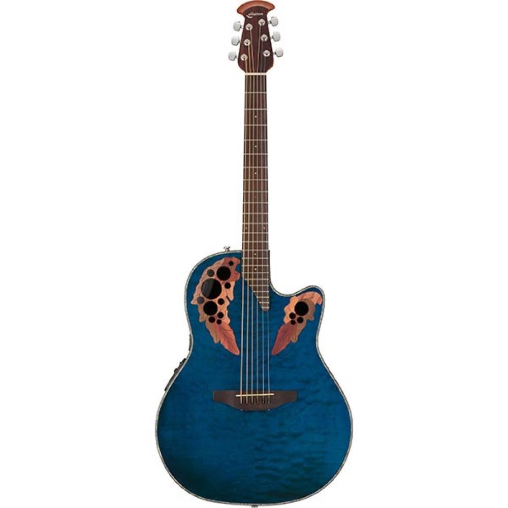 OVATION Celebrity Elite Plus CE44P 8TQ エレクトリックアコースティックギター