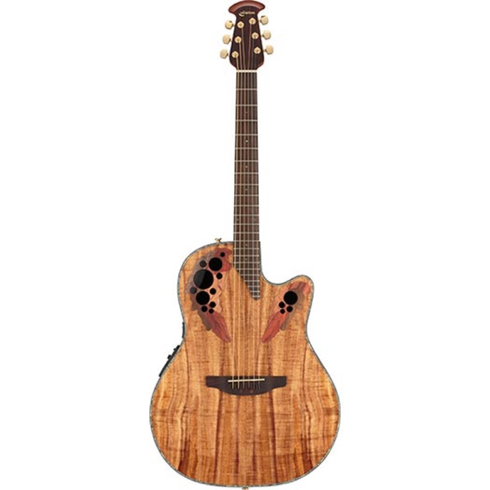 OVATION Celebrity Elite Plus CE44P FKOA エレクトリックアコースティックギター
