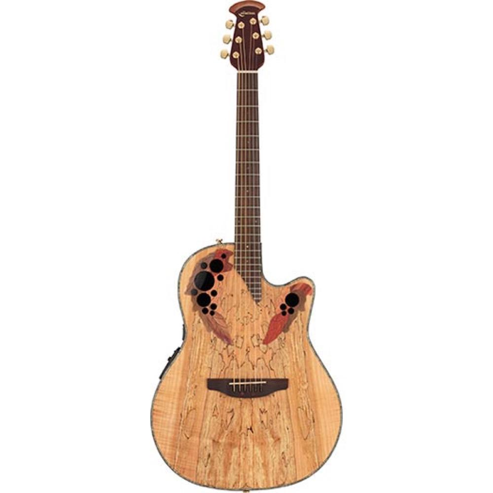 OVATION Celebrity Elite Plus CE44P SM エレクトリックアコースティックギター