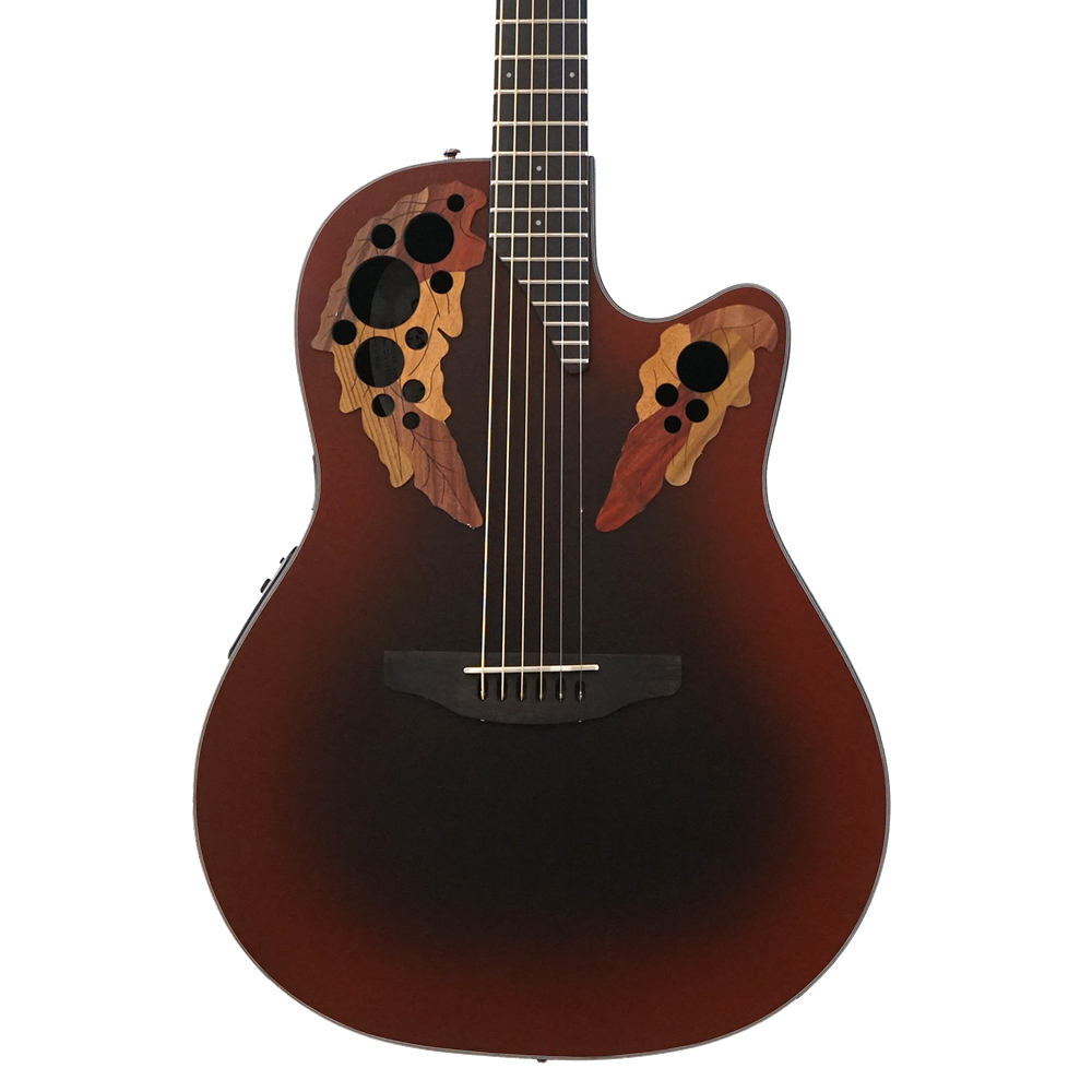 OVATION Celebrity Elite Limited Edition CE44 RRB エレクトリックアコースティックギター