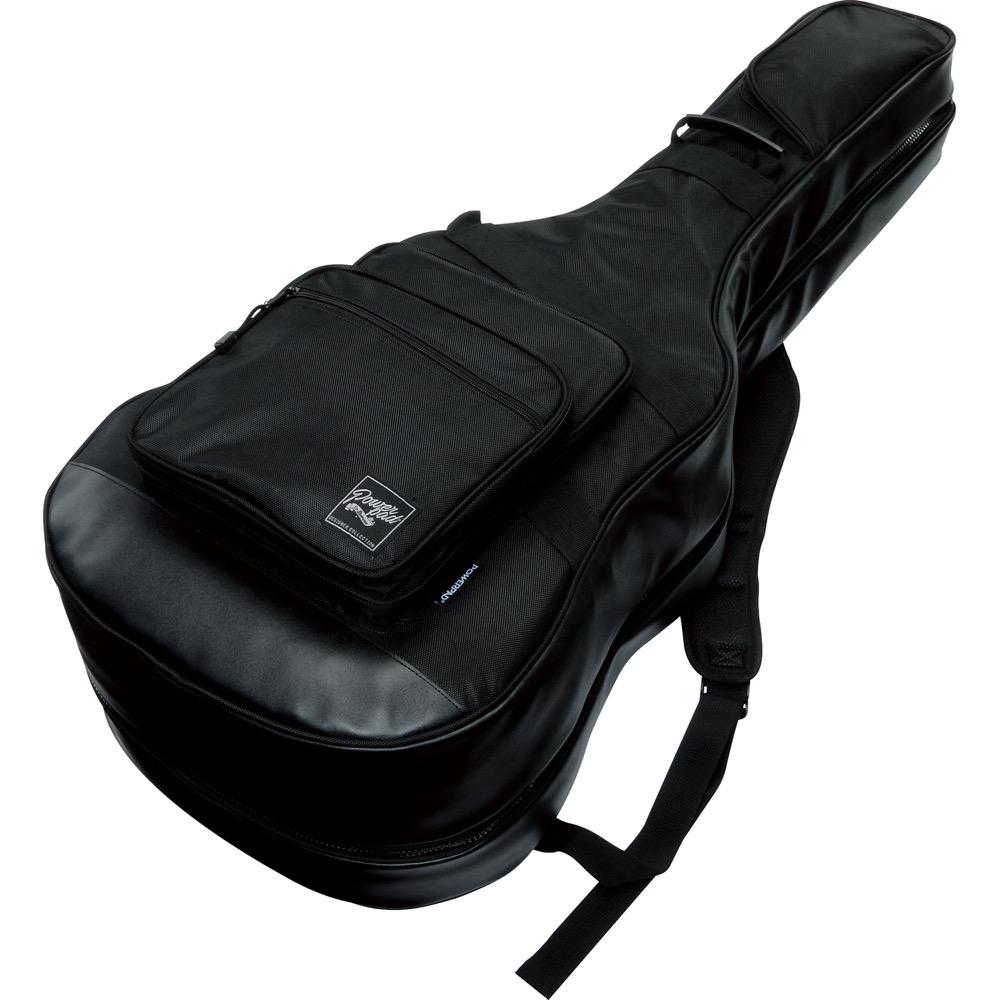 IBANEZ IGAB2540-BK 2本収納エレキギター&アコースティックギター用ギグバッグ