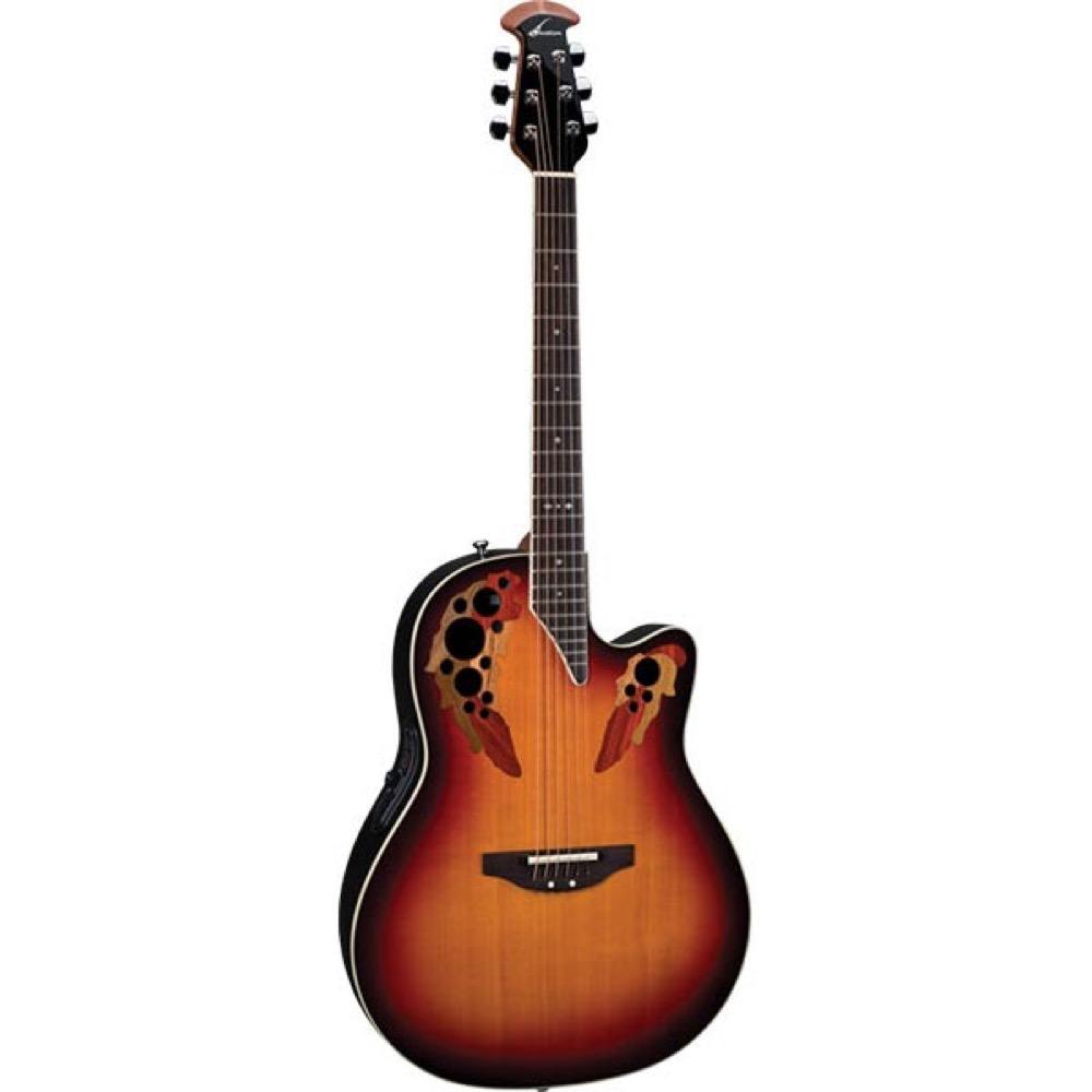 OVATION 2778AX New Engrand Burst エレクトリックアコースティックギター