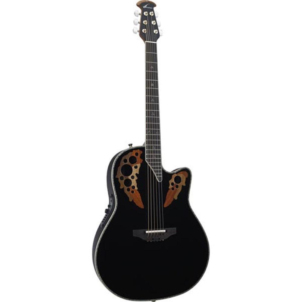OVATION C2078AX Black エレクトリックアコースティックギター