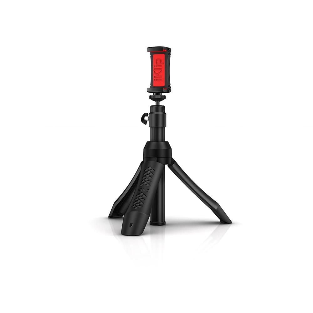 IK Multimedia iKlip Grip Pro Bluetoothシャッター付き 多機能スタンド