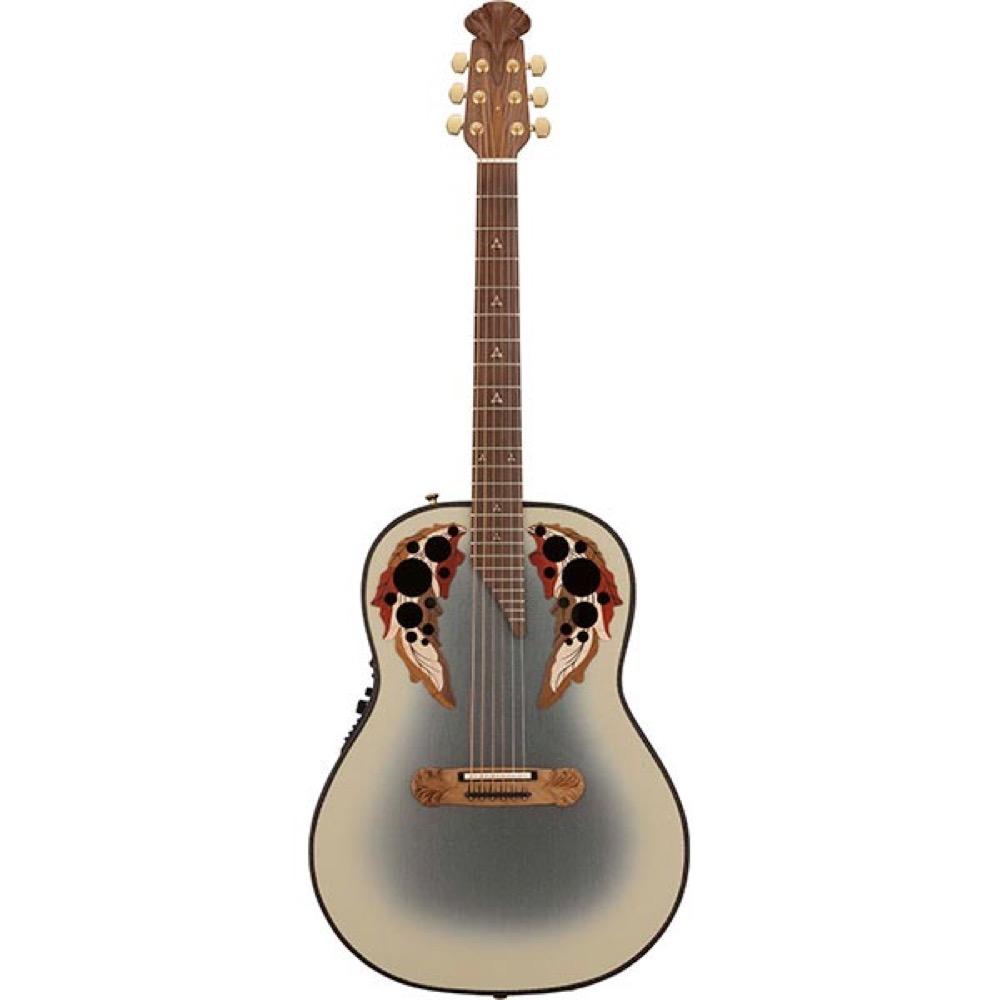 OVATION Adamas I 1687GT-7 Adamas Begie エレクトリックアコースティックギター