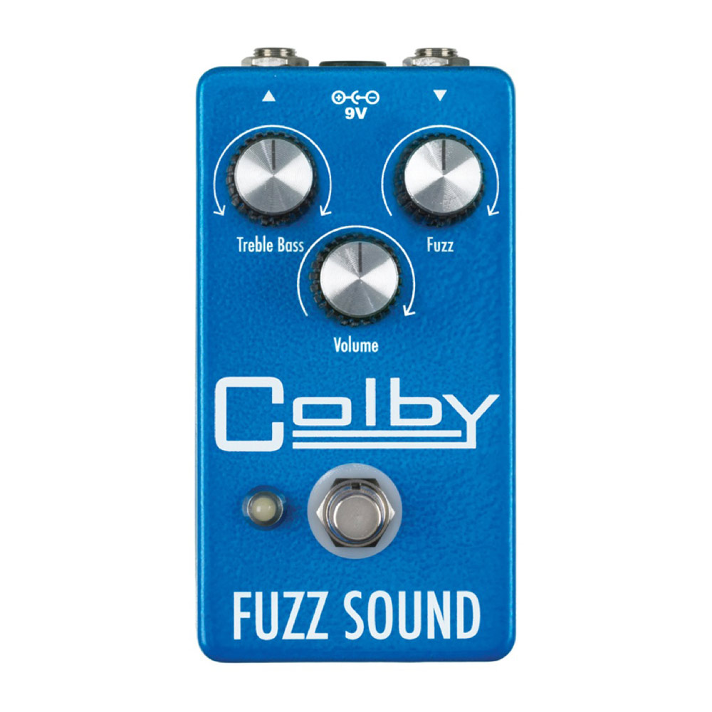 EarthQuaker Devices Colby FUZZ SOUND ギターエフェクター ファズ