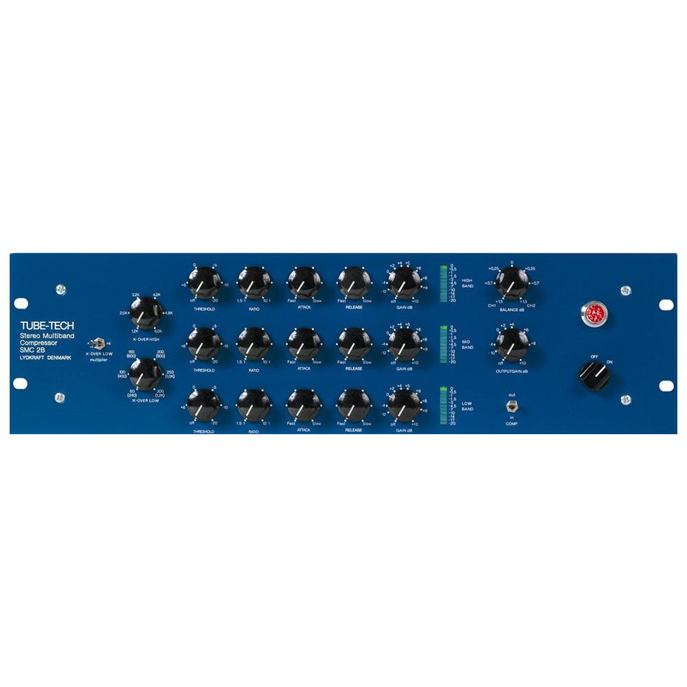 TUBE-TECH SMC2BM ステレオマルチバンドコンプレッサー マスタリング仕様