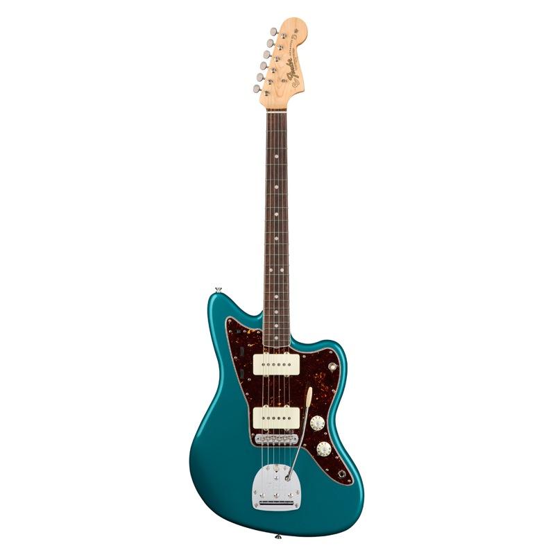 Fender American Original '60s Jazzmaster RW Ocean Turquoise エレキギター