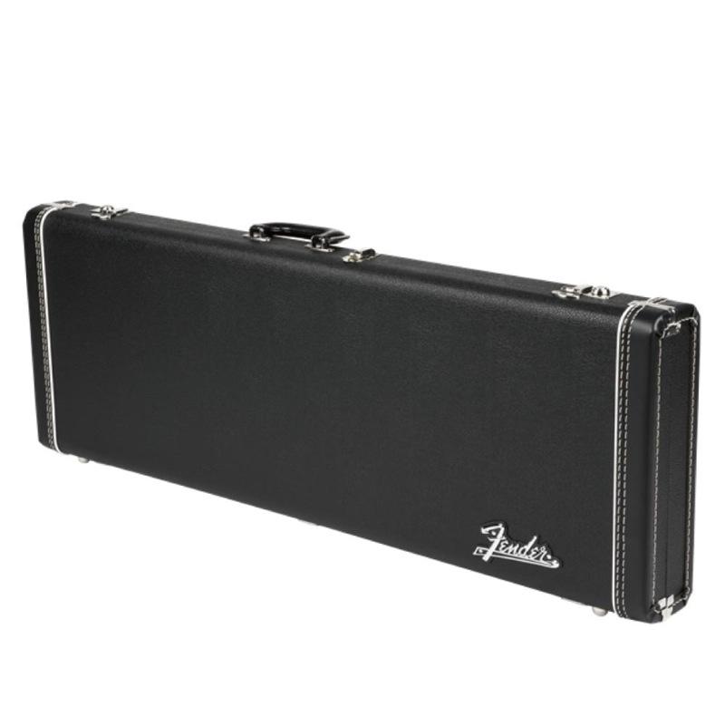 Fender Strat Tele Multi-Fit Left-Hand Hardshell Case Black レフティ エレキギター用ハードケース