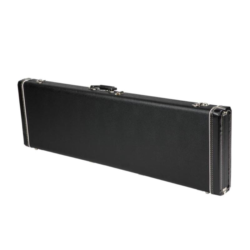 【超特価sale開催!】 Fender G&G Black Standard Cases Hardshell Cases G&G Jazz Bass Jaguar Bass Black エレキベース用ハードケース, エムディーメディカル:be3910de --- canoncity.azurewebsites.net