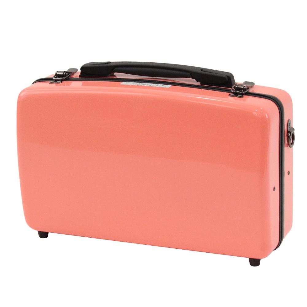 CC Shiny Case CC2-OB-SPK オーボエ用 C.C.シャイニーケース II サーモンピンク
