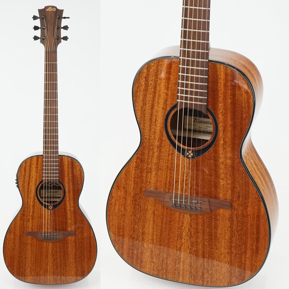 LAG GUITARS T90PE アコースティックギター パーラースタイル エレアコギター