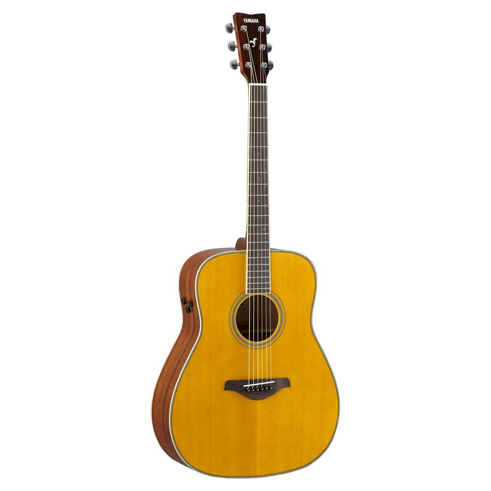 YAMAHA FG-TA VT トランスアコースティックギター