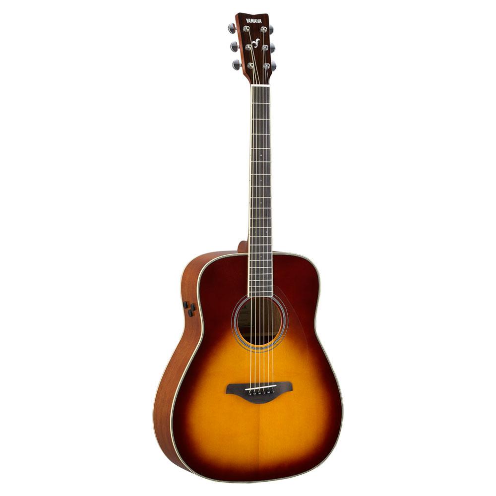 YAMAHA FG-TA BS トランスアコースティックギター