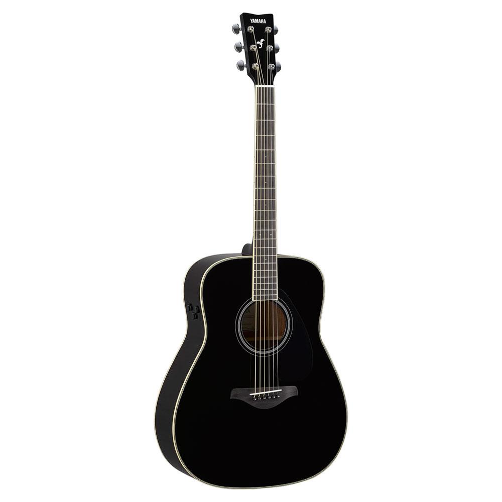 YAMAHA FG-TA BL トランスアコースティックギター