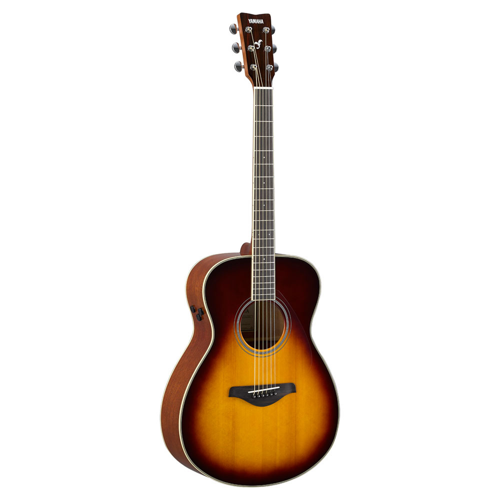 YAMAHA FS-TA BS トランスアコースティックギター