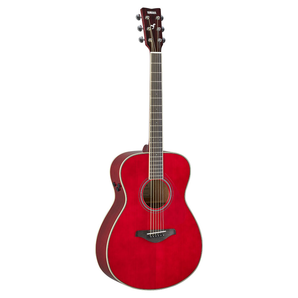 YAMAHA FS-TA RR トランスアコースティックギター