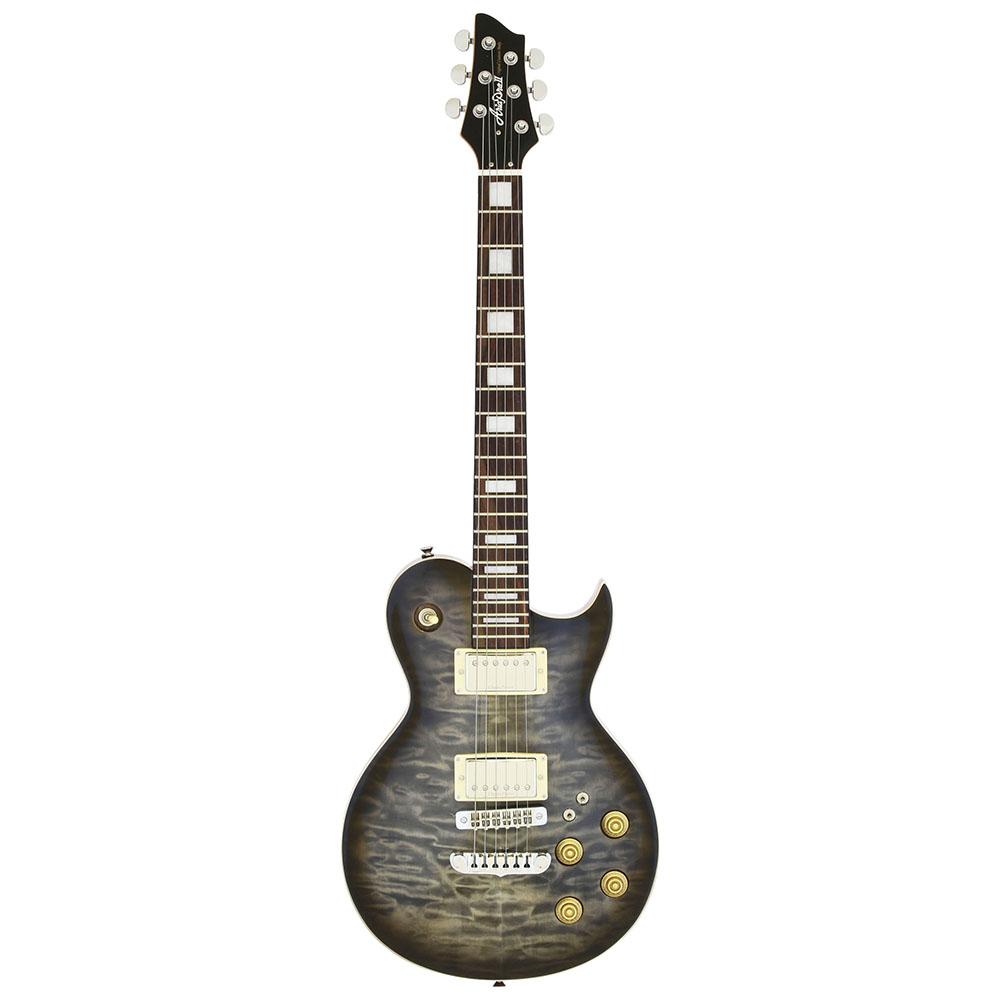 AriaProII PE-480 SBKB エレキギター
