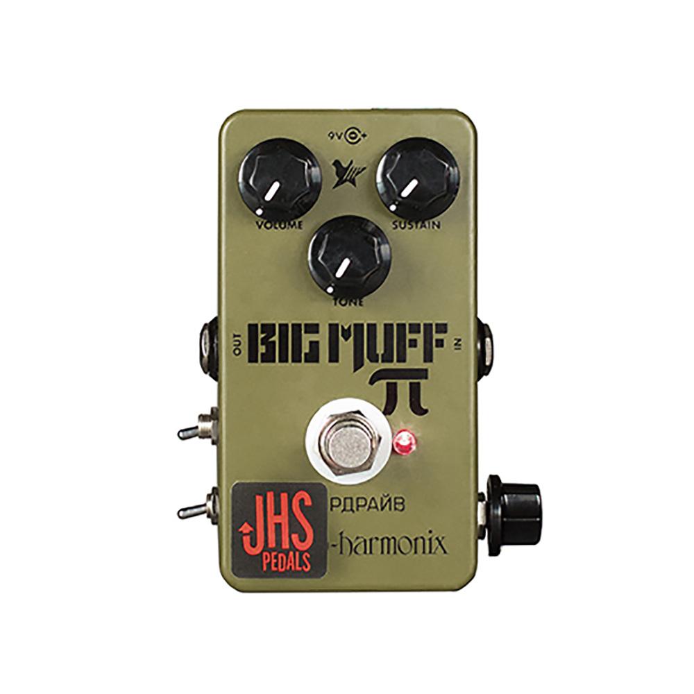"JHS Pedals Electro-Harmonix Russian Big Muff ""Moscow Mod"" Mod ビッグマフモディファイ ファズ ディストーション ギターエフェクター"