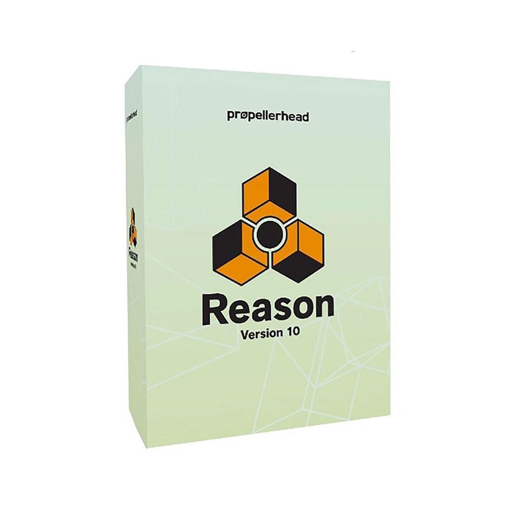 propellerhead Reason 10 Upgrade for Ess/Ltd/Adp プロペラヘッド リーズンアップグレード版 Essentialsからのアップグレード