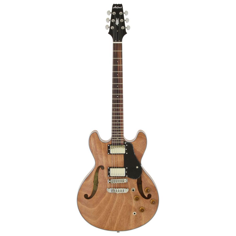 AriaproII TA-TR1 MH セミアコ スティック エレキギター
