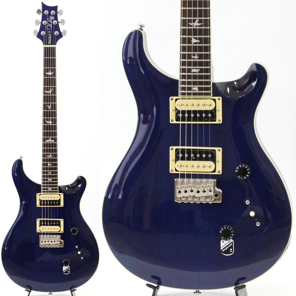 PRS SE Standard 24 N TB Translucent Blue エレキギター