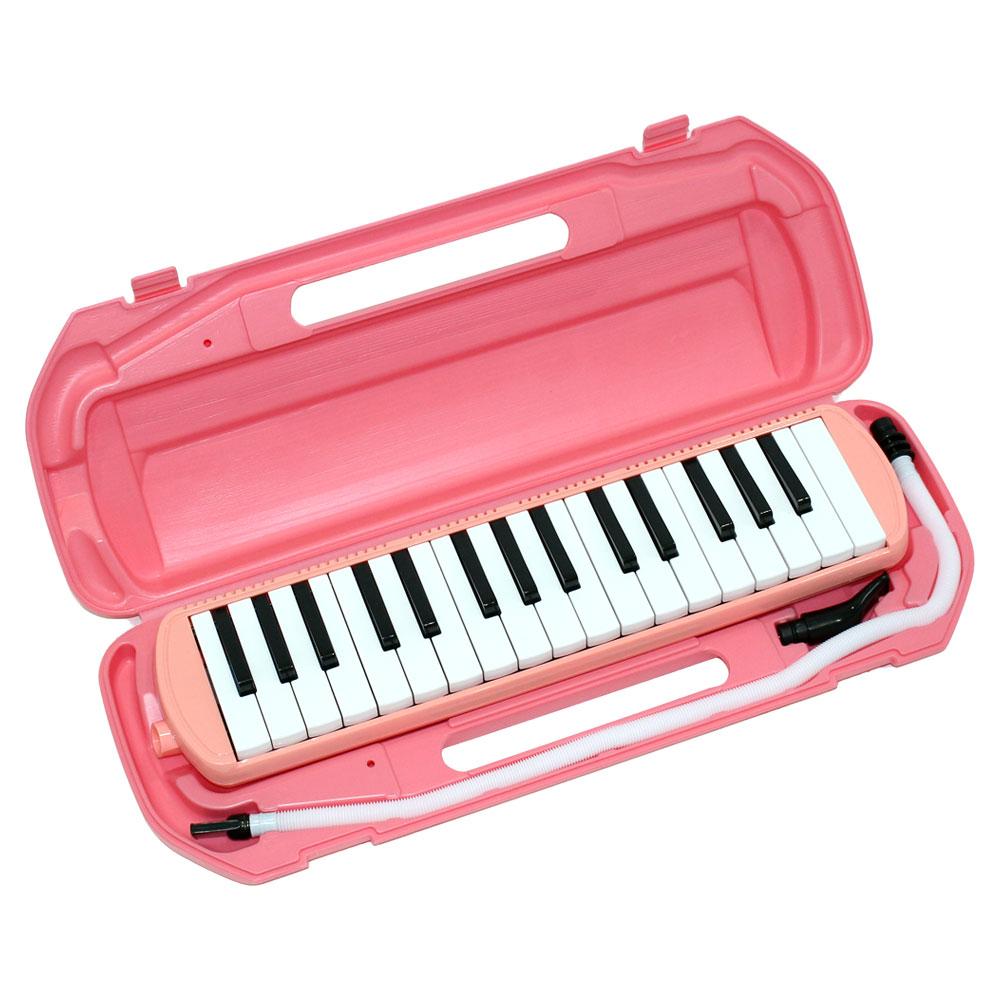 キクタニ 超定番 鍵盤ハーモニカ 即日出荷 メロディーメイト ピンク PIN KIKUTANI 旧モデル MM-32