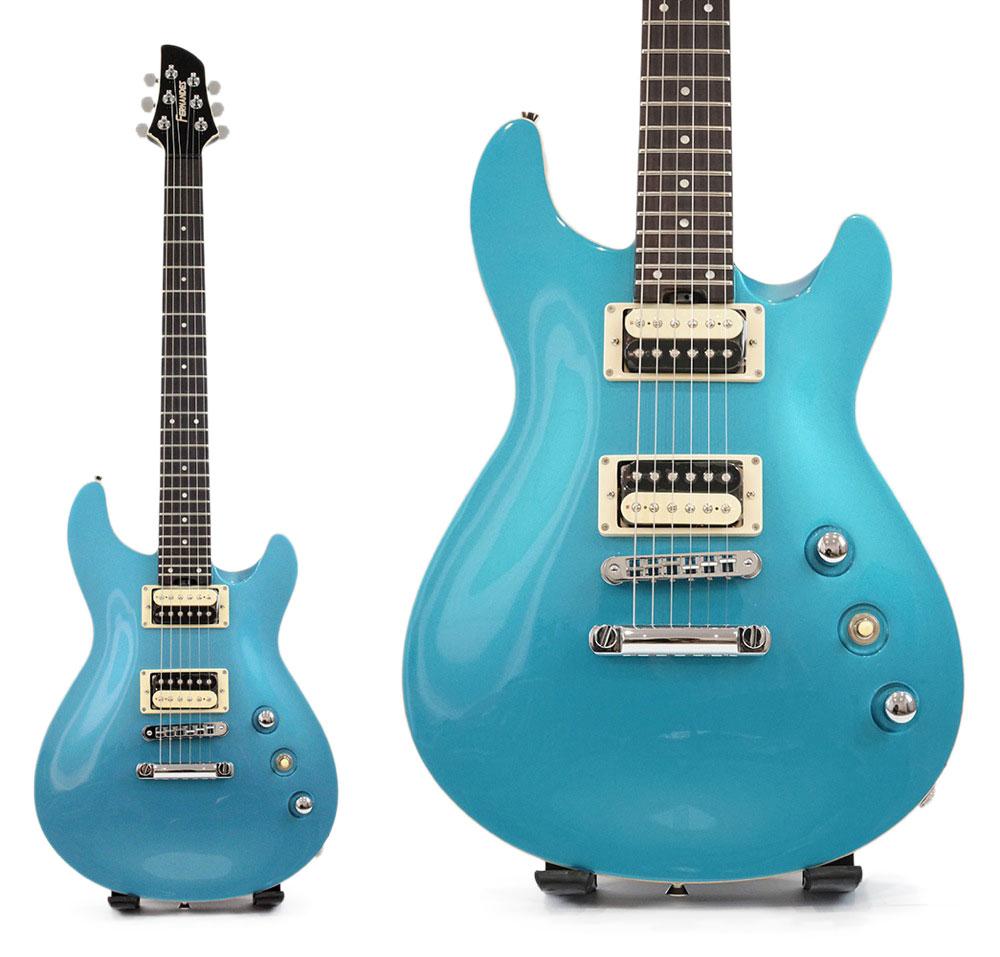 FERNANDES APG-STD Vintage Metallic Blue エレキギター