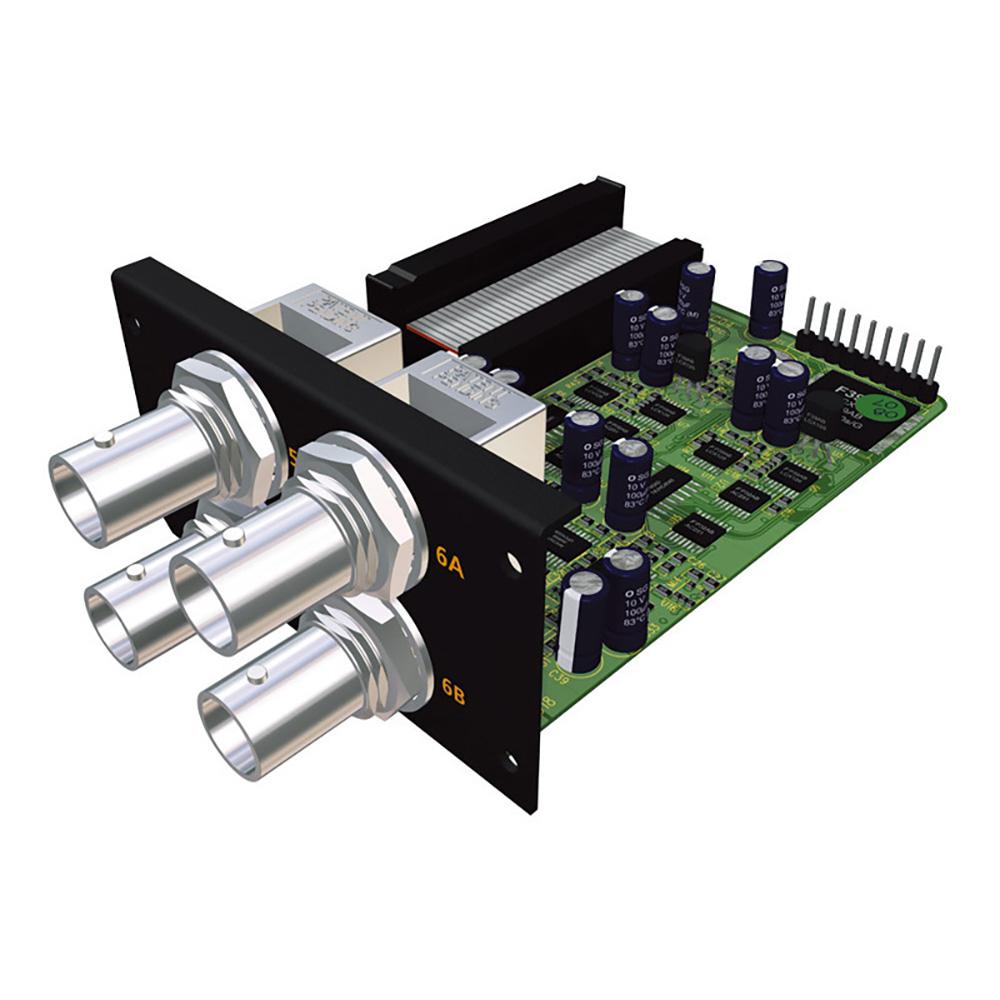 MUTEC iC-WCO4 ワードクロック出力増設モジュール