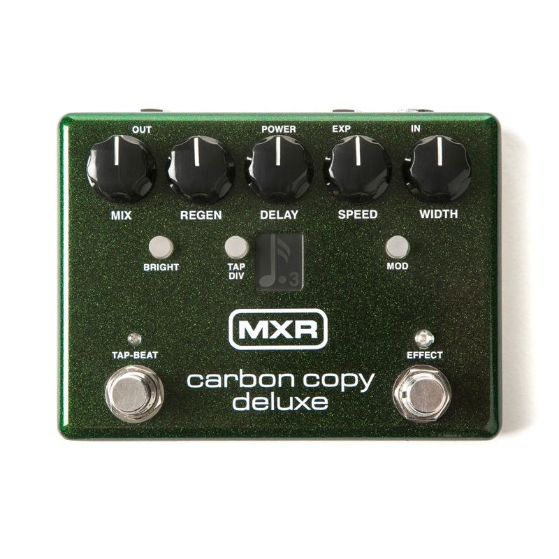 大きい割引 MXR M292 Carbon Copy Carbon MXR Copy Deluxe ギターエフェクター アナログディレイ, 備前焼とグルメの店七-nana-:b037a2e8 --- priunil.ru