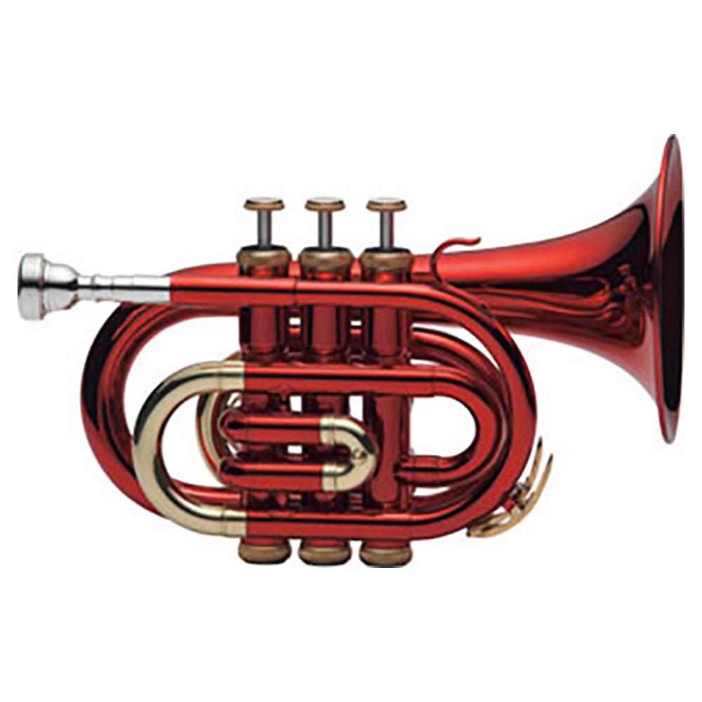 【国内在庫】 J.Michael TR-400PCL RED RED ポケットトランペット カラー レッド カラー レッド, トライスターズ:851ff8ef --- wap.pingado.com
