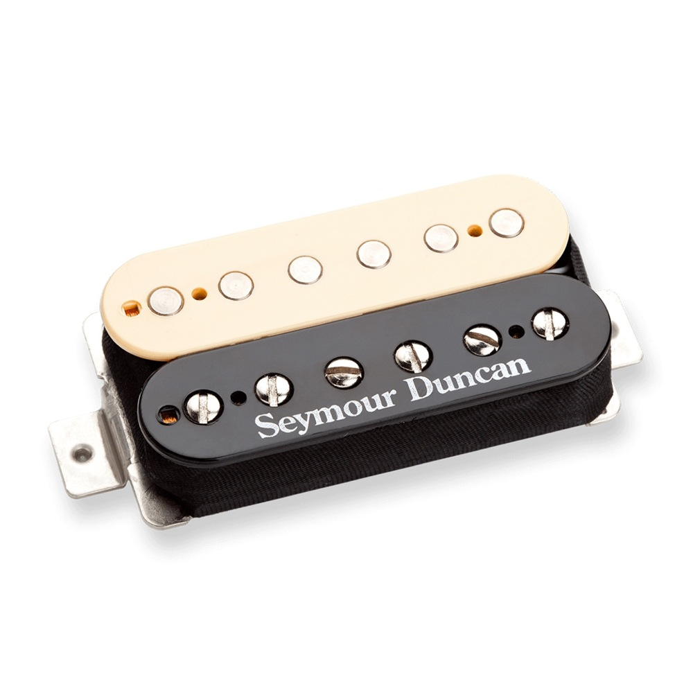 Seymour Duncan SH-16 The 59 Custom Hybrid Zebra ギターピックアップ