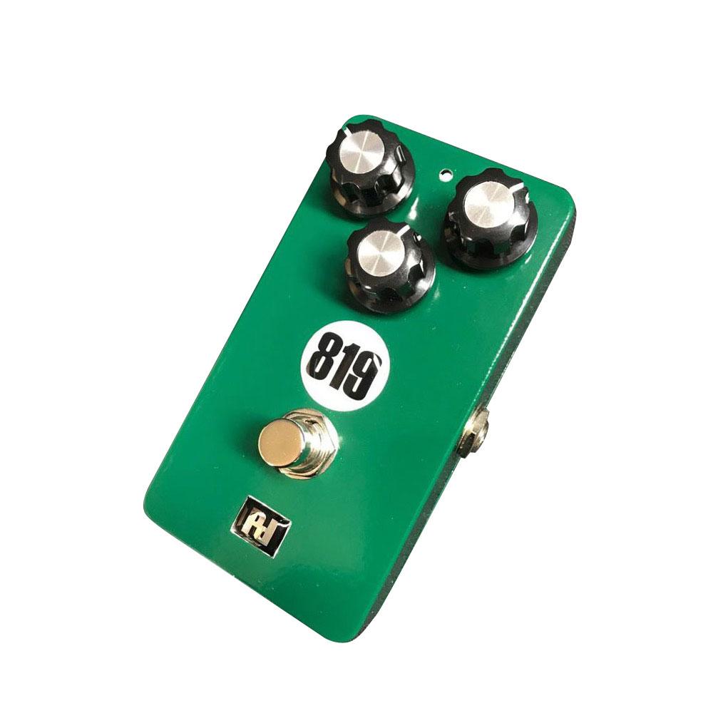 Pedal diggers 819 ギターエフェクター オーバードライブ