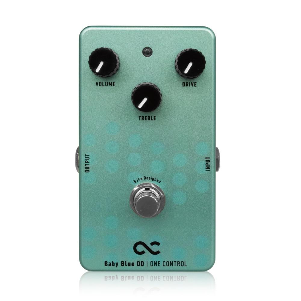 One Control Baby Blue OD ギターエフェクター