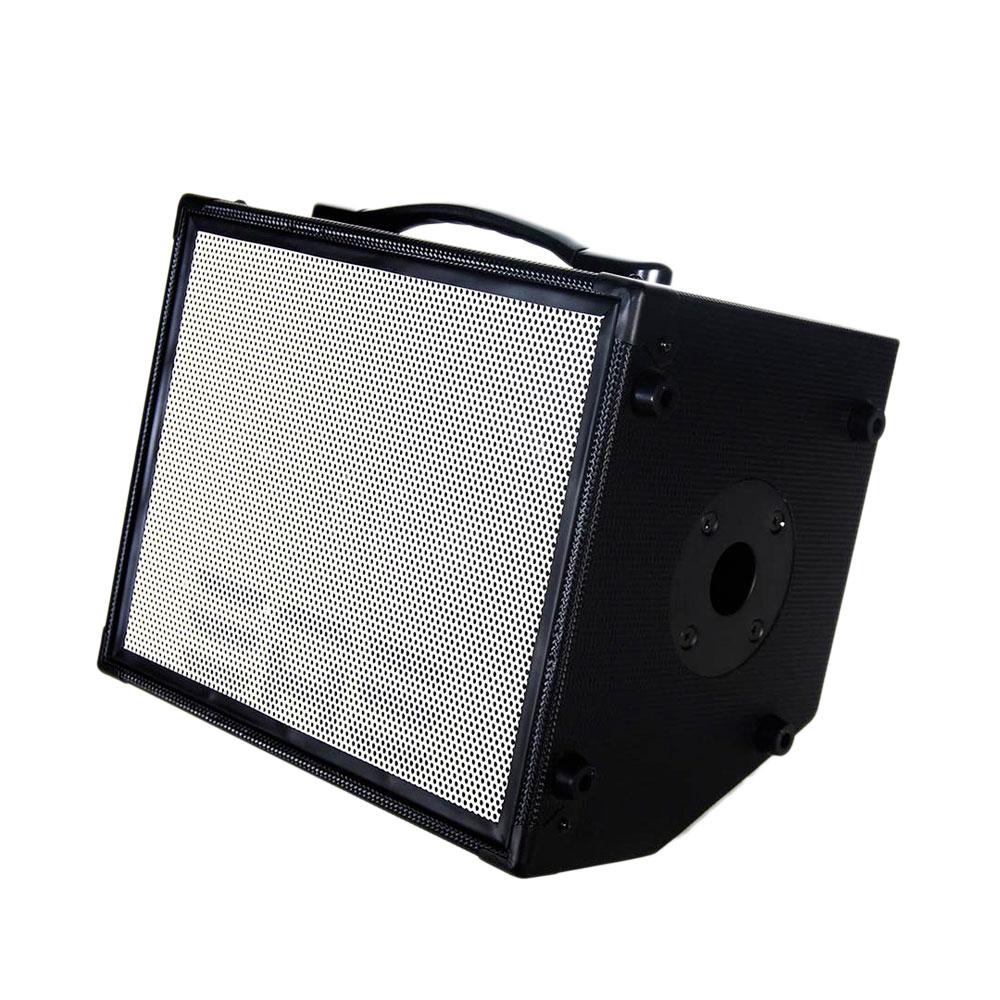 Elite Acoustic Engineering M2-6J 4チャンネルミキサー搭載 充電式アコースティックギターアンプ