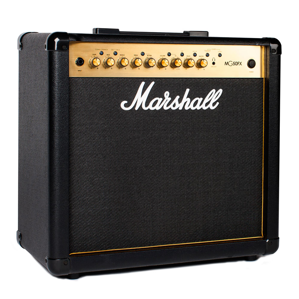 MARSHALL MG50FX ギターアンプ